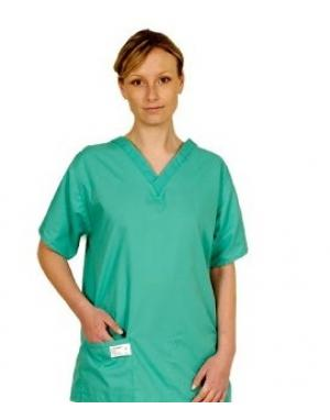 V Neck Scrub Top