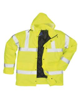 Hi-Vis Breathable Parka