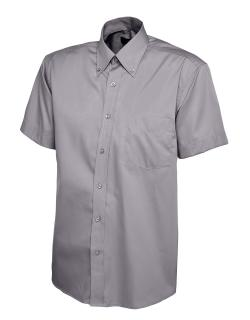 Mens Pinpoint Oxford Short Sleeve Shirt