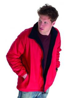 Adults Premium Reversible Fleece Jacket