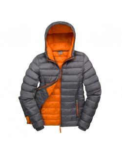 Womens Urban Snow Bird Hooded Jacket